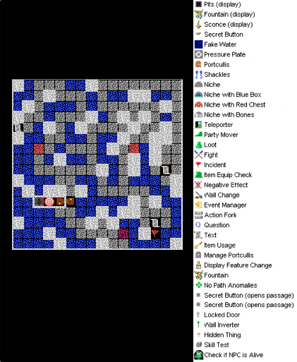Wizardry VI Maps