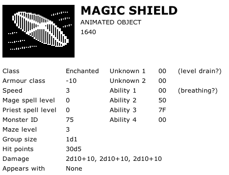 Magic Shield